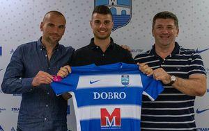 Antonio Mance (Foto: Osijek/Twitter)