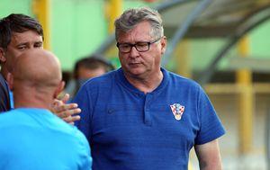 Nenad Gračan, izbornik U-21 reprezentacije (Foto: Goran Kovacic/PIXSELL)