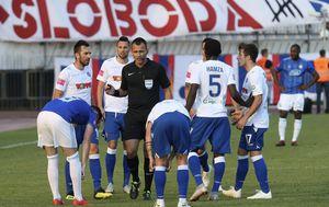 Ivan Bebek na derbiju Hajduk - Dinamo (Foto: Ivo Čagalj/PIXSELL)