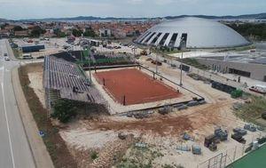 Izgradnja teniskog terena u Zadru - 4