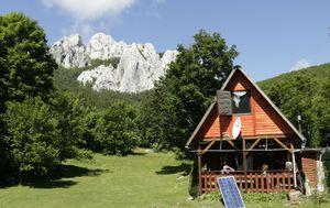 Planinarska kuća Ana