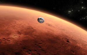 Mars (Foto: Arhiva/NASA)