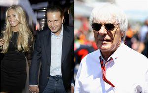 Petra Ecclestone, James Stunt i Bernie Ecclestone (FOTO: Getty)