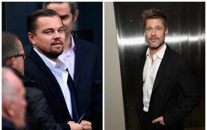 Leonardo DiCaprio, Brad Pitt (FOTO: Getty)