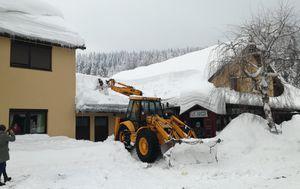 Snijegom okovani Gorski Kotar (Foto: Marko Balen/Dnevnik.hr) - 2