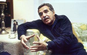 Gabriel Garcia Marquez (Foto: AFP)