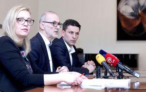 Mostovci u saborsku proceduru uputili dva zakona (Foto: Pixell)