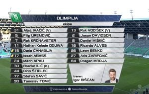 Olimpija (Screenshot: YouTube)