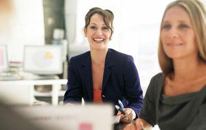 Žene na poslu (Ilustracija: Gulliver/Thinkstock)