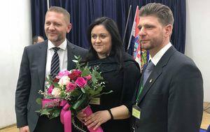 Martina Glasnović izabrana za novu potpredsjednicu HSS-a (Foto: HSS)