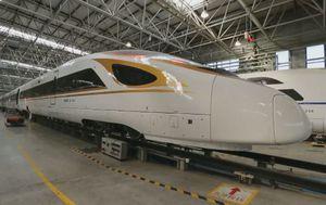 Kineski brzi vlak (Foto: Dnevnik.hr) - 4
