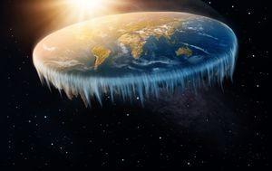 Zemlja kao Ravna Ploča (Ilustracija: Gulliver/Thinkstock)