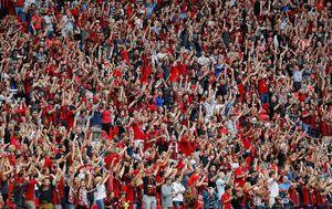 Navijači Atlanta Uniteda (Foto: AFP)