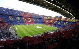 Camp Nou (Foto: AFP)
