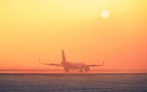 Avion na pisti (Ilustracija: Guliver/Thinkstock)