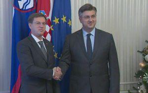 Miro Cerar i Andrej Plenković (Foto: Dnevnik.hr)