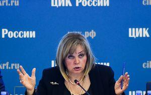 Ella Pamfilova (Foto: AFP)