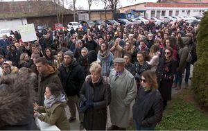Osječani prosvjedovali protiv otrova (Foto: Dnevnik.hr) - 1