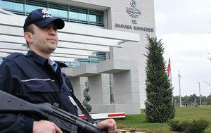 Turska policija (Foto: AFP)