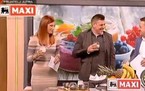 Sava Milošević, Jovana Joksimović (Screenshot: Youtube)
