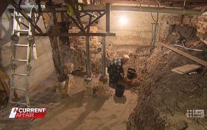 Lončarević na bunkeru dubokom četiri metra radi već 20 godina (FOTO: Screenshot)