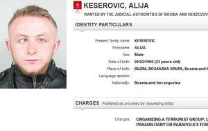 Alija Keserović (Printscreen Interpol)