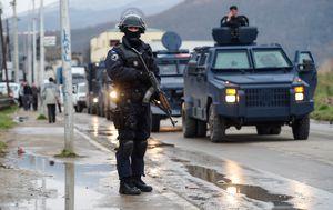 Neredi na Kosovu (Foto: AFP)