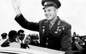 Jurij Gagarin (Foto: AFP)