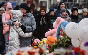 U požaru u trgovačkom centru poginulo 41 dijete (Foto: AFP)