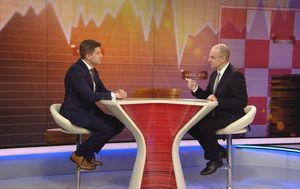 Zdravko Marić gost Dnevnika Nove TV (Foto: Dnevnik.hr) - 2