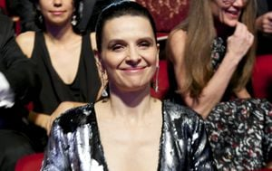 Juliette Binoche (Foto: Getty Images)