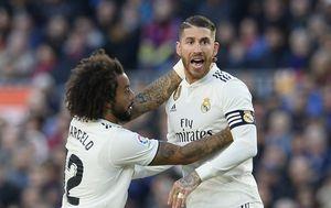 Marcelo i Sergio Ramos (Foto: AFP)