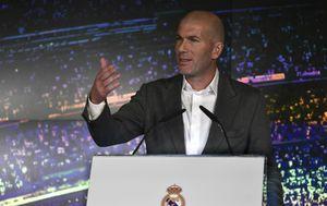 Zinedine Zidane (Foto: AFP)