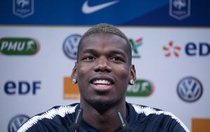 Paul Pogba (Foto: AFP)
