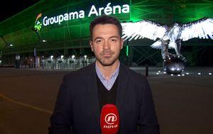 Milan Stjelja iz Budimpešte (Foto: GOL.hr)
