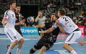 Detalj s utakmice PPD ZAgreb - Vardar (Foto: Jurica Galoic/PIXSELL)