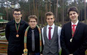 Kemičari uspješni na olimpijadi (Foto: Dnevnik.hr) - 1