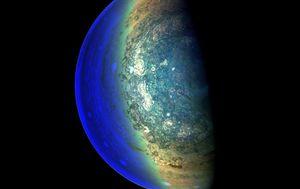 Jupiter (Foto: NASA/JPL-Caltech/SwRI/MSSS/Gerald Eichstädt)