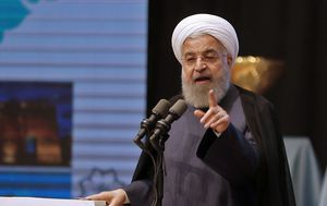 Hasan Rouhani, iranski predsjednik (Foto: AFP)