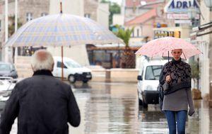 Kiša/Ilustracija (Foto: Dusko Jaramaz/PIXSELL)