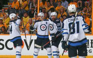 Slavlje hokejaša Winnipega (Foto: AFP)