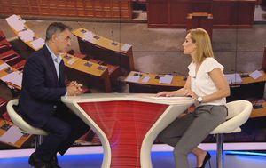 Milorad Pupovac gost Dnevnika Nove TV (Foto: Dnevnik.hr) - 1