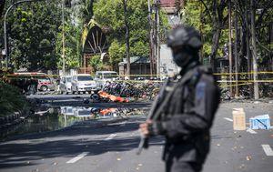 Napad u Indoneziji (Foto: AFP)