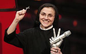 Sestra Cristina Scuccia (Foto: AFP)