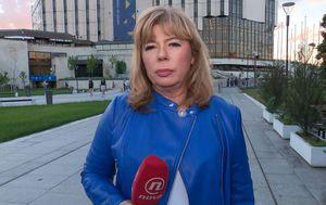 Ivana Petrović uživo iz Sofije (Foto: Dnevnik.hr)