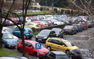 Automobili (Foto: Borna Filic/PIXSELL)
