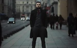 Amel Ćurić (Screenshot: Youtube)