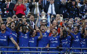 Chelsea osvojio FA Cup (Foto: AFP)