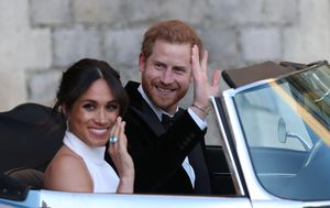 Princ Harry i Meghan Markle (Foto: AFP)