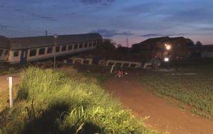 Željeznička nesreća u Italiji (Foto: screenshot/APTN) - 3